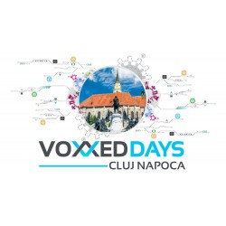 Conference Pass Voxxed Days 2017